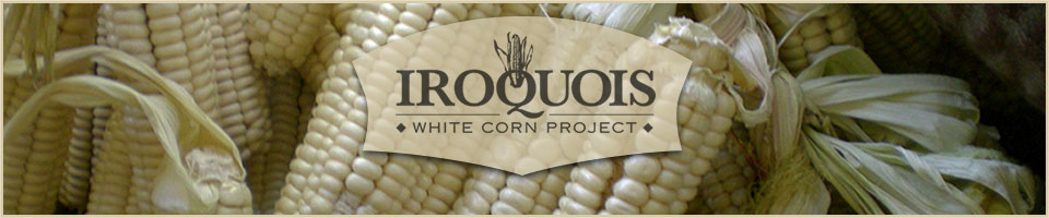 Iroquois White Corn Project